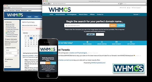خدمات راه اندازی و کانفیگ WHMCS