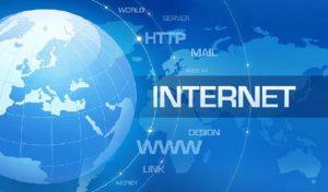 مصرف اینترنت در لینوکس