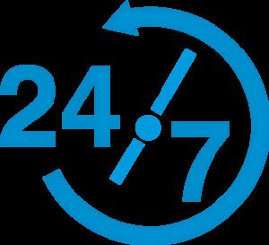 پشتیبانی حرفه ای 24 ساعته سرور مجازی و اختصاصی