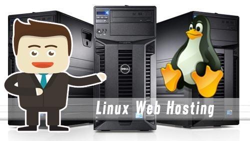 سرور لینوکس