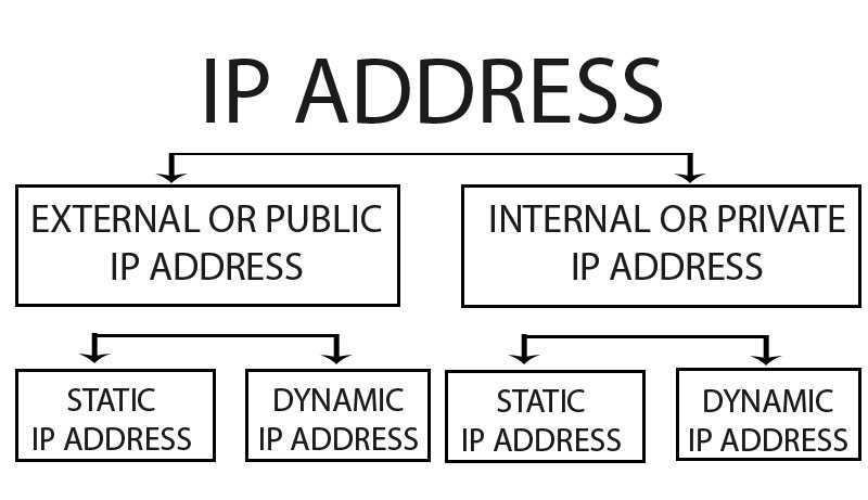 IP هاست و سرور