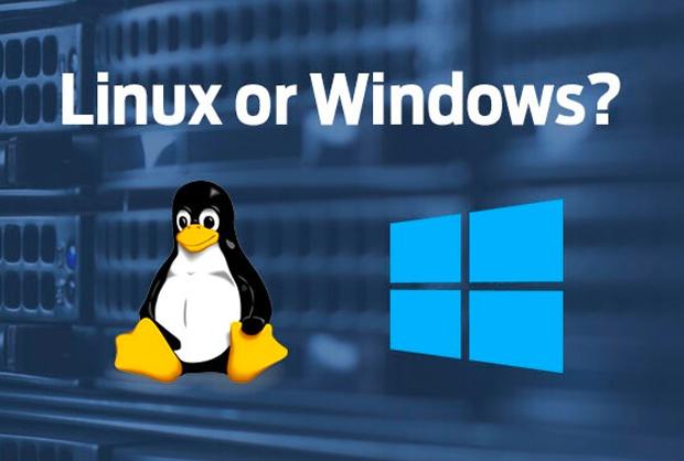 هاست ویندوز یا هاست لینوکس