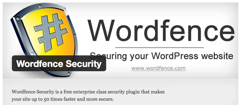 افزونه پلاگین Wordfence