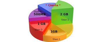 مدیریت حجم دیسک در سرور CPANEL