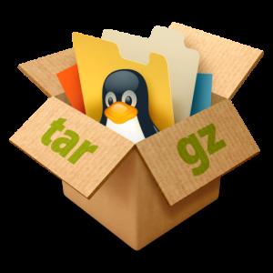 آموزس استخراج فایل tar لینوکس