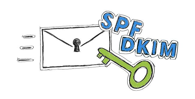 فعال کردن رکوردهای SPF و DKIM در cPanel