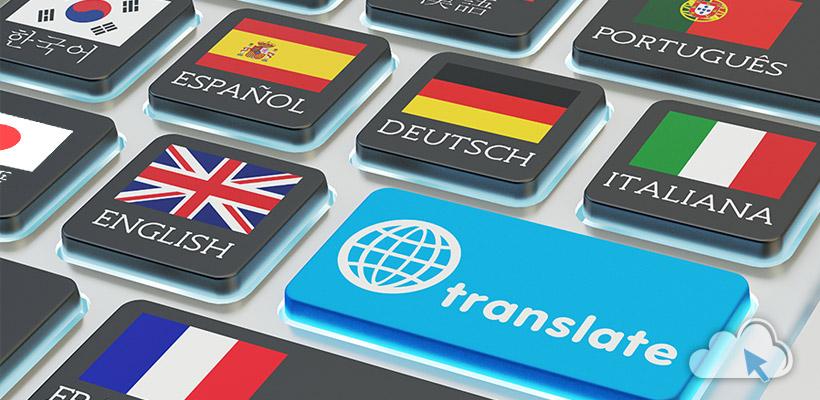 آموزش طراحی سایت چند زبانه