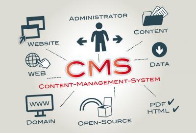 سیستم مدیریت محتوا cms چیست