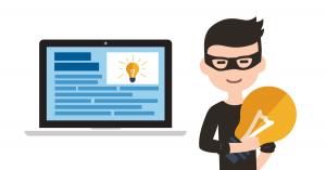 مقابله با سرقت محتوا وب سایت