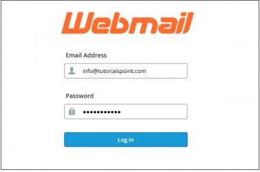 Webmail در Cpanel