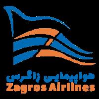 هاست شرکت هواپیمایی زاگرس